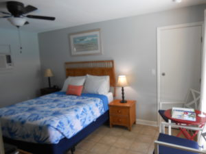 heron hideaway sunshine island bedroom
