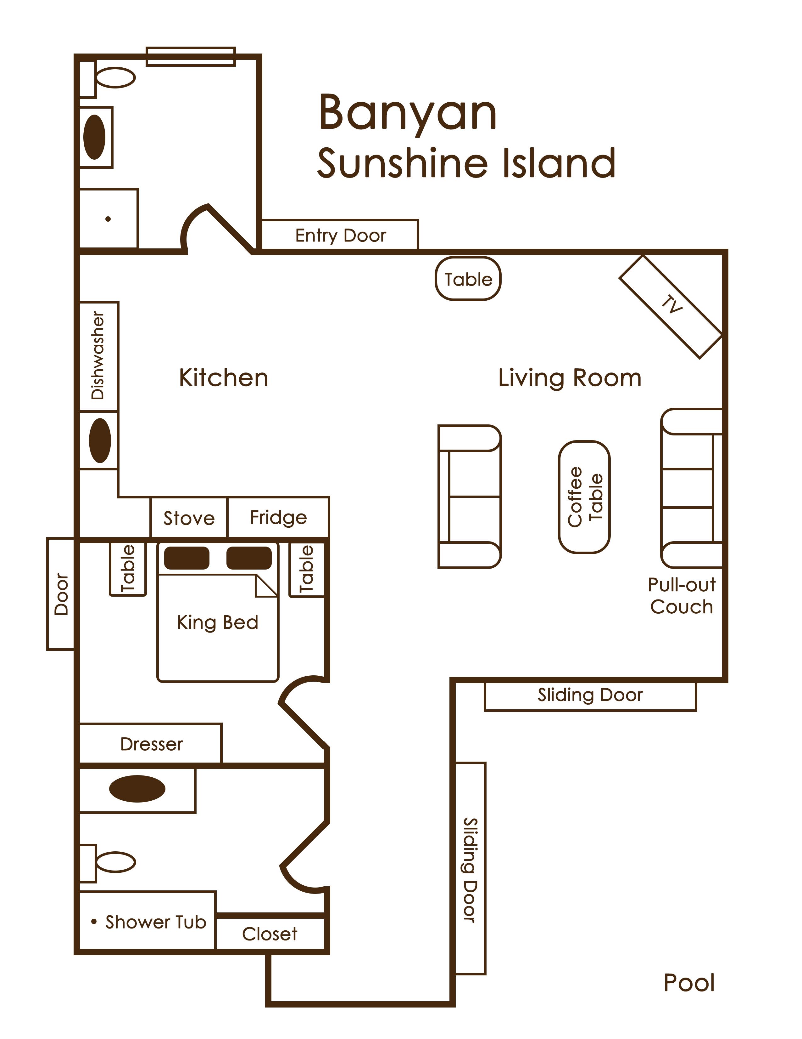 banyan sunshine Island